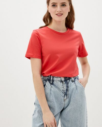 Красная футболка Marks & Spencer