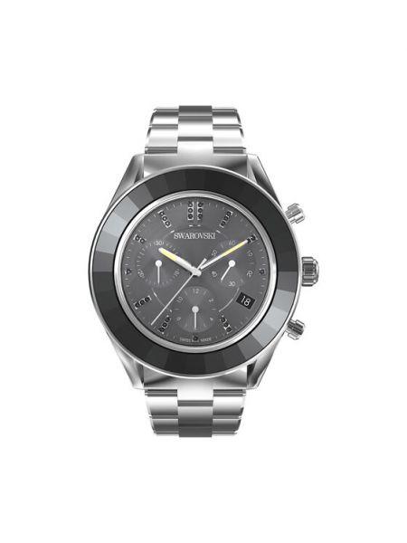 Zegarek srebrny Swarovski