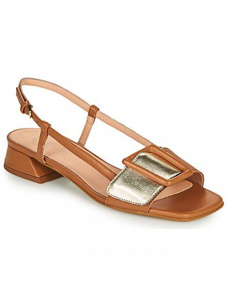 Brązowe sandały Fericelli