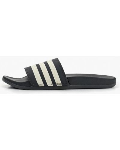 Сланцы серый Adidas