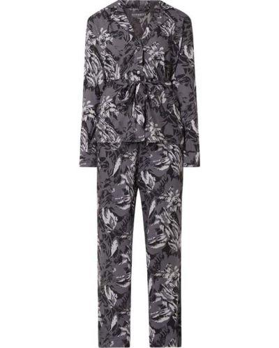 Spodni piżama z długimi rękawami z wiskozy Schiesser