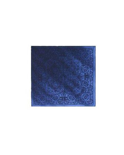 Голубой платок Versace
