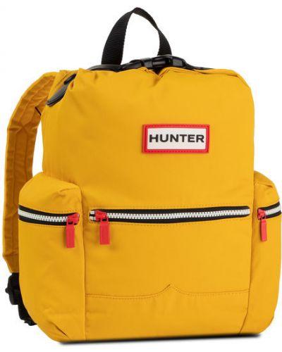 Torebka z nylonu - żółta Hunter
