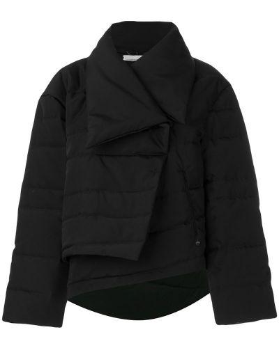 Черная дутая куртка Nostra Santissima