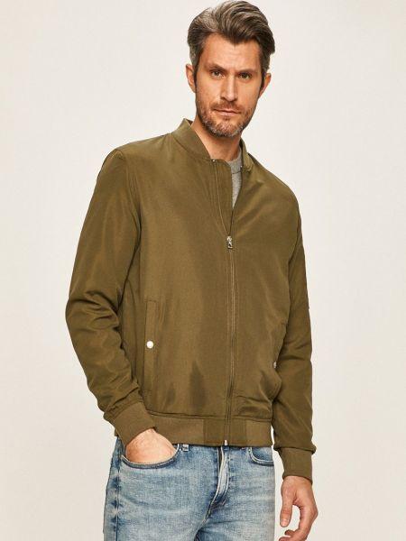 С рукавами куртка с карманами с декоративной отделкой Only & Sons