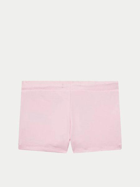 Розовые шорты Tommy Hilfiger