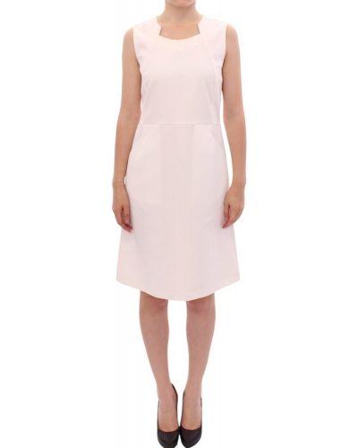 Biała sukienka na co dzień Cote