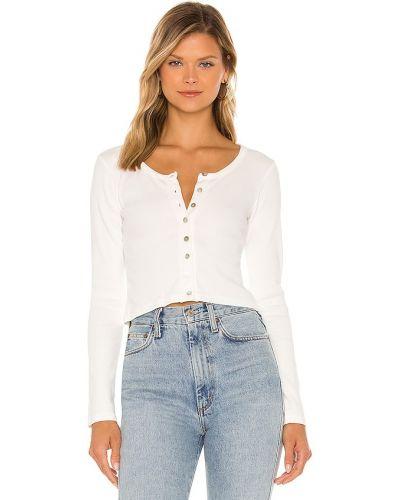 Biała koszulka vintage Tularosa