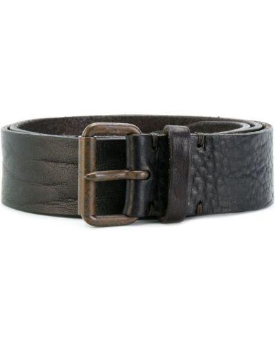 Ремень с квадратной пряжкой кожаный Riccardo Forconi