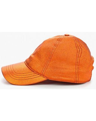 Оранжевая кепка Maxval