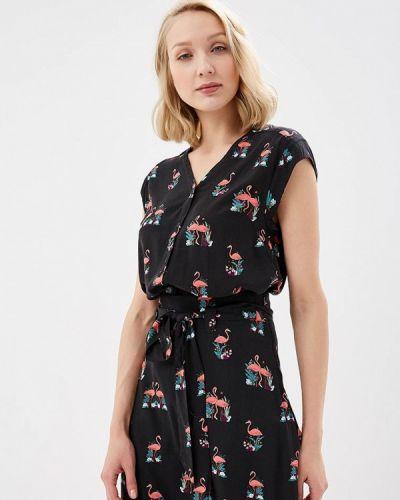Черная блузка Sugarhill Boutique