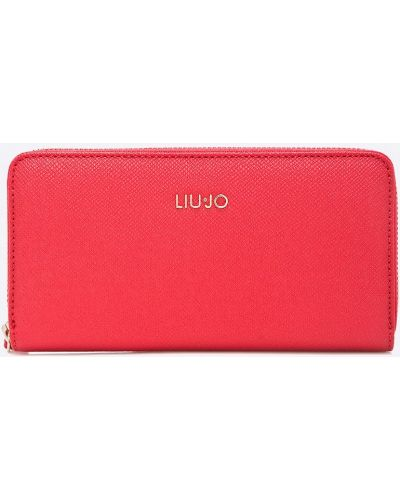 Красный кошелек Liu Jo