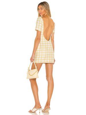 Biała sukienka srebrna Camila Coelho