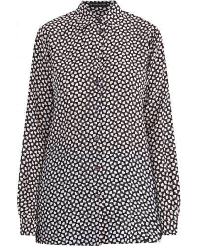 Блузка с длинным рукавом классическая приталенная Etro