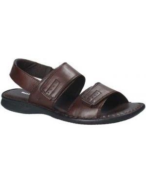 Brązowe sandały Valleverde