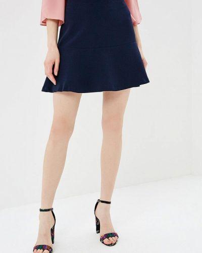 Юбка синяя Baon