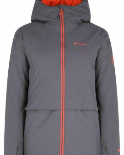 Утепленная серая куртка на молнии Outventure