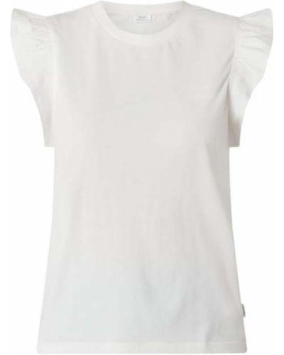 Koszulka bawełniana - biała Marc O'polo Denim