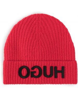 Czerwona czapka Hugo