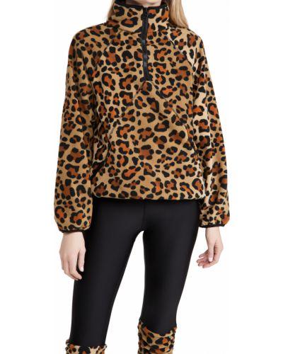 Пуловер с карманами с длинными рукавами с манжетами Terez