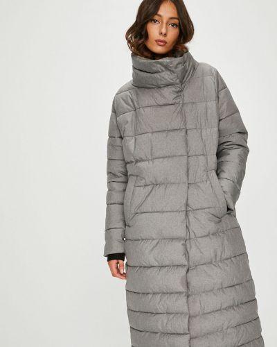 Утепленная куртка прямая с карманами Answear