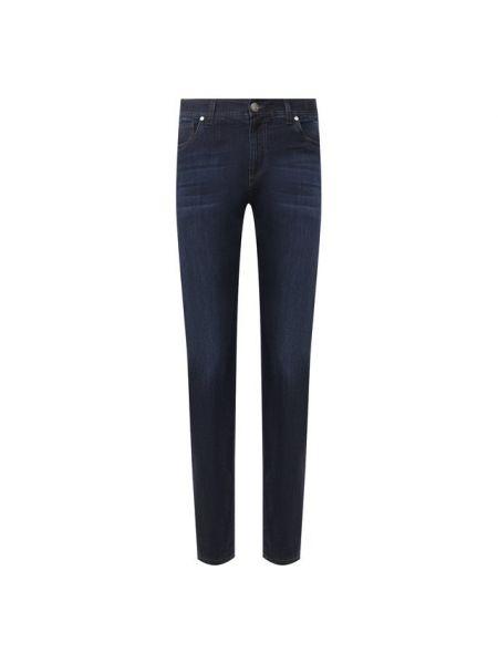 Хлопковые джинсы - синие Andrea Campagna