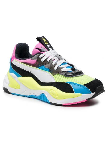 Sneakersy - czarne Puma