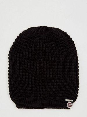 Черная итальянская шапка Colmar