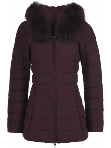 Куртка осенняя фиолетовый Montecore