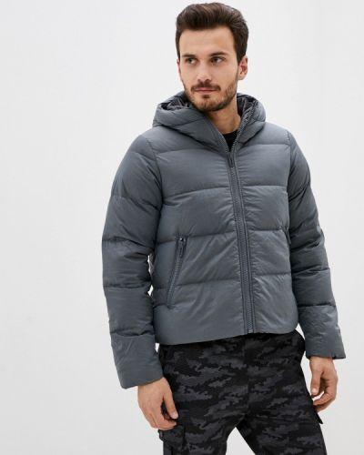Утепленная серая куртка Under Armour