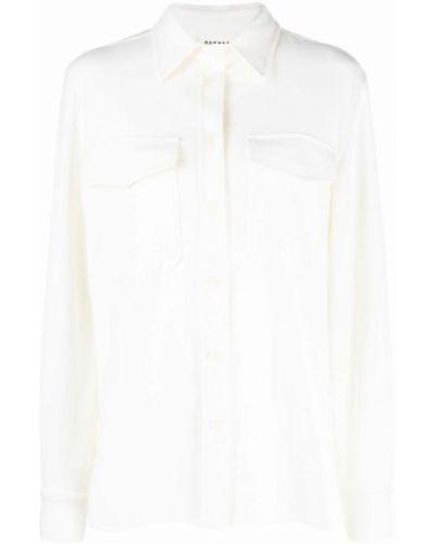 Biała koszula Parosh