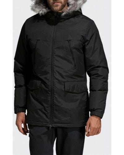 Зимняя куртка утепленная осенняя Adidas