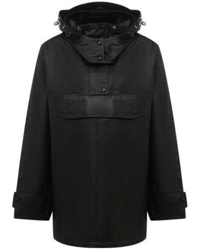 Кожаная кожаная куртка By Malene Birger