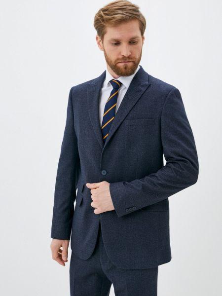 Синий костюм Marks & Spencer