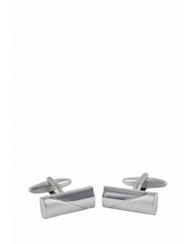 Запонки из серебра Lindenmann