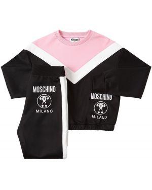 Свитшот с логотипом Moschino
