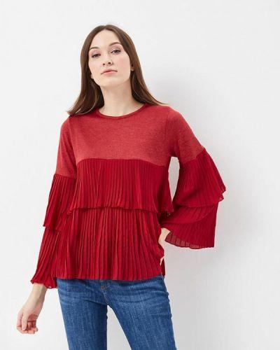 Красная блузка Qed London
