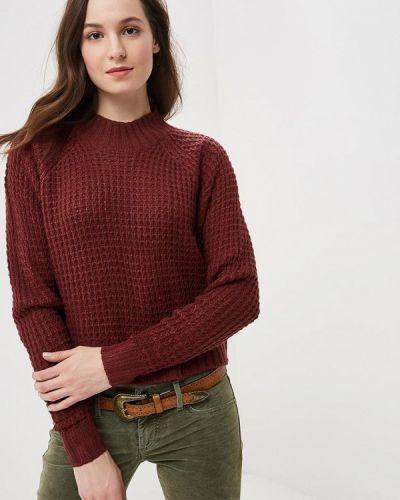 Джемпер бордовый красный Fresh Brand