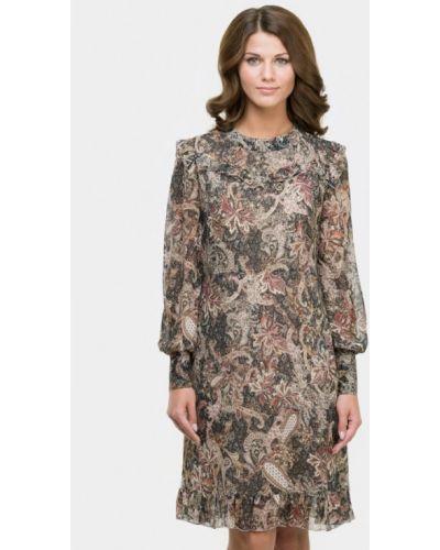 Повседневное платье польское осеннее Vera Moni