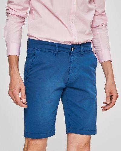Джинсы с карманами на пуговицах Pepe Jeans