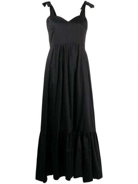Хлопковое платье - черное Max & Moi