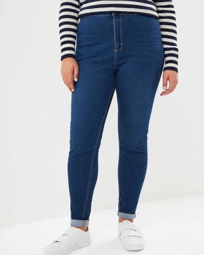 Джинсы-скинни синие Marks & Spencer