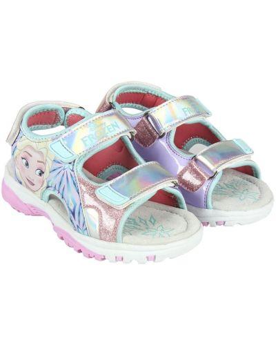 Sandały sportowe - różowe Frozen
