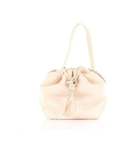 Beżowa torba na ramię Mia Bag