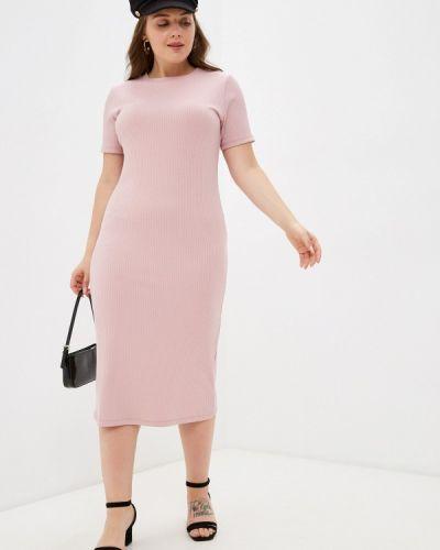 Розовое платье Trendyangel