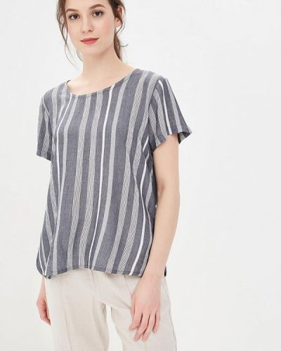 Серая блузка Ichi