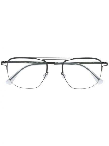 Okulary przeciwsłoneczne dla wzroku szkło szary Mykita+maison Margiela