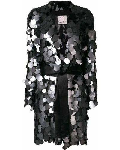 Черный пиджак Romeo Gigli X Eggs