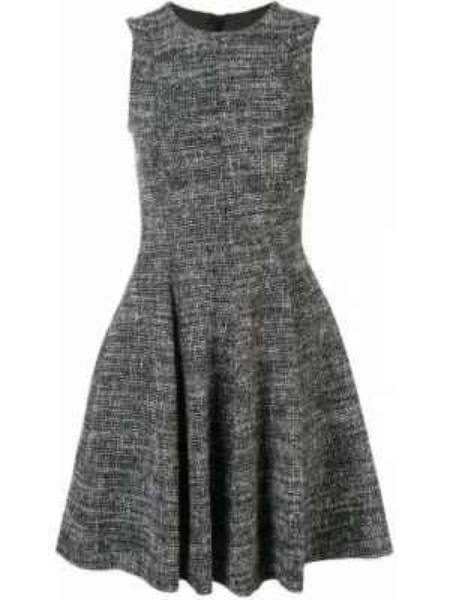 Платье на молнии букле Paule Ka