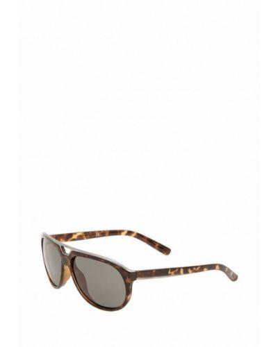 Коричневые солнцезащитные очки Mario Rossi